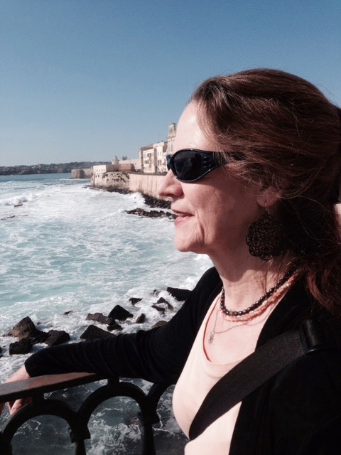Fabienne and the Ionian Sea 2014