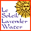 Lavender Water - Le Soleil (100% Natural) Perfume Oil