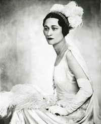 Wallis Warfield Simpson