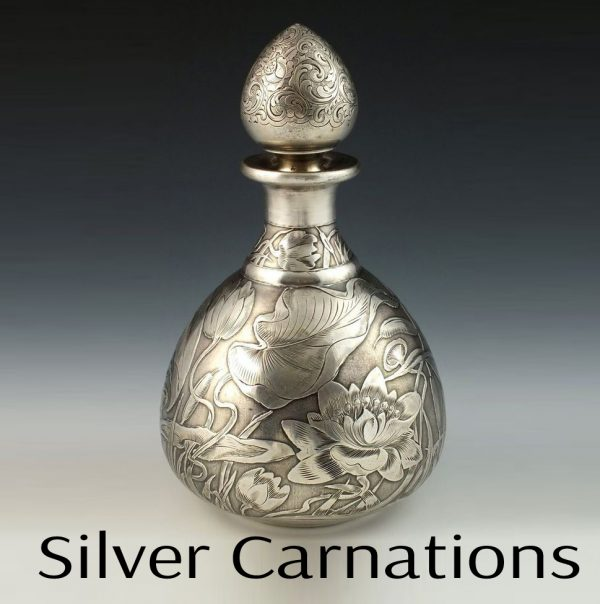 Silver Carnations Perfume Oil