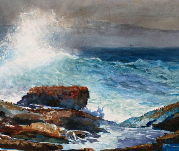 Maine-The Sea's Embrace Perfume Oil