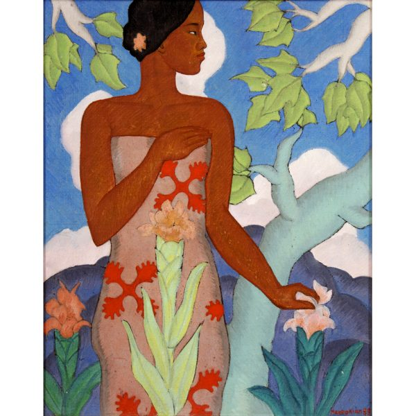 Hawai'i-Serious Flowers Perfume Oil