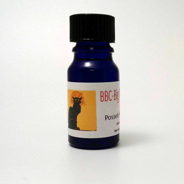 BBC-The Big Black Cat Perfume Oil