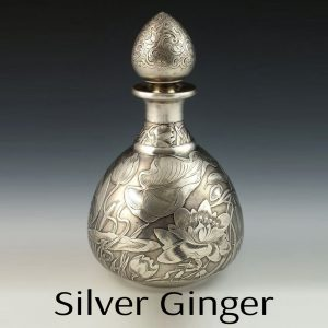 Silver Ginger Perfume Oil