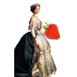 The Queen's Strawberries Perfume Oil