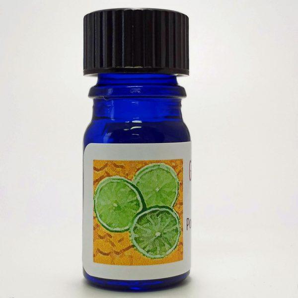 Ginger Lime Granita Perfume Oil