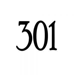 301 Perfume Oil