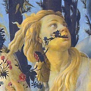 Chloris-The Goddess of Flowers Perfume Oil