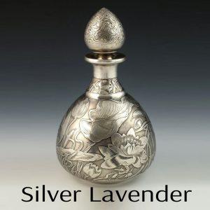 Silver Lavender Perfume Oil
