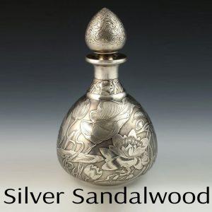 Silver Sandalwood Perfume Oil