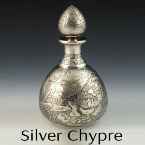 Silver Chypre Perfume Oil
