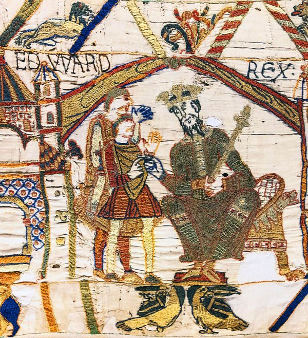 Bayeux Tapestry Perfume Oil