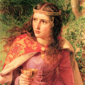 Eleanor of Aquitaine Perfume Oil