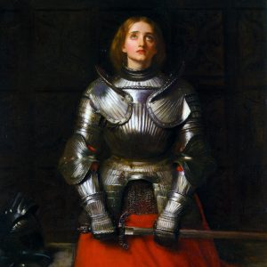 Joan of Arc Perfume Oil