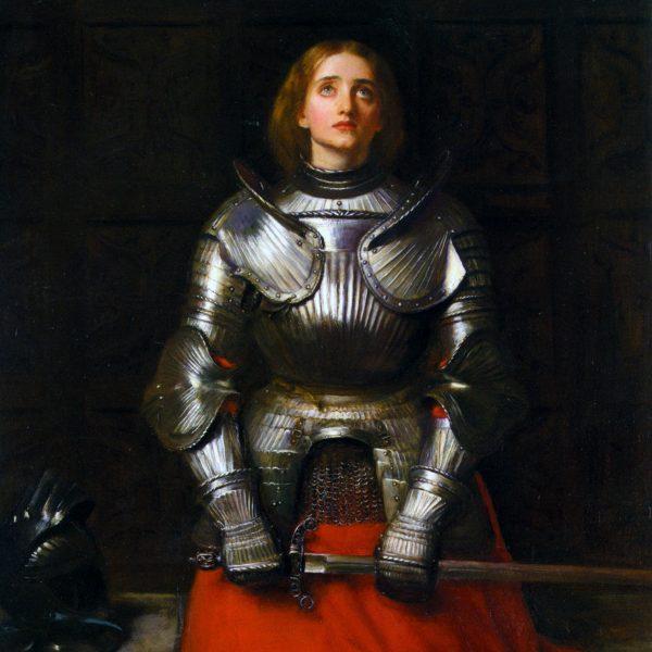 Joan of Arc Perfume Oil