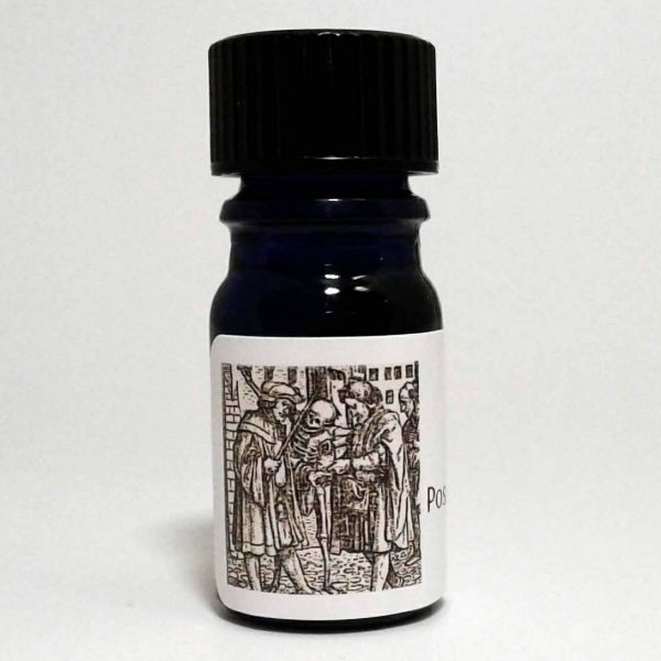 Death (The Pardoner's Tale) Perfume Oil