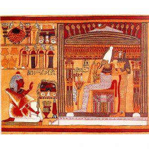 The 7 Gates of the House of Osiris Perfume Oil