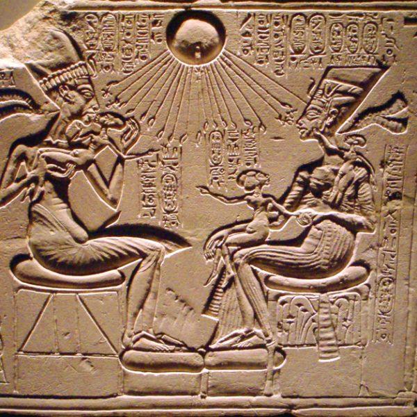 Nefertiti and Akhenaten Perfume Oil