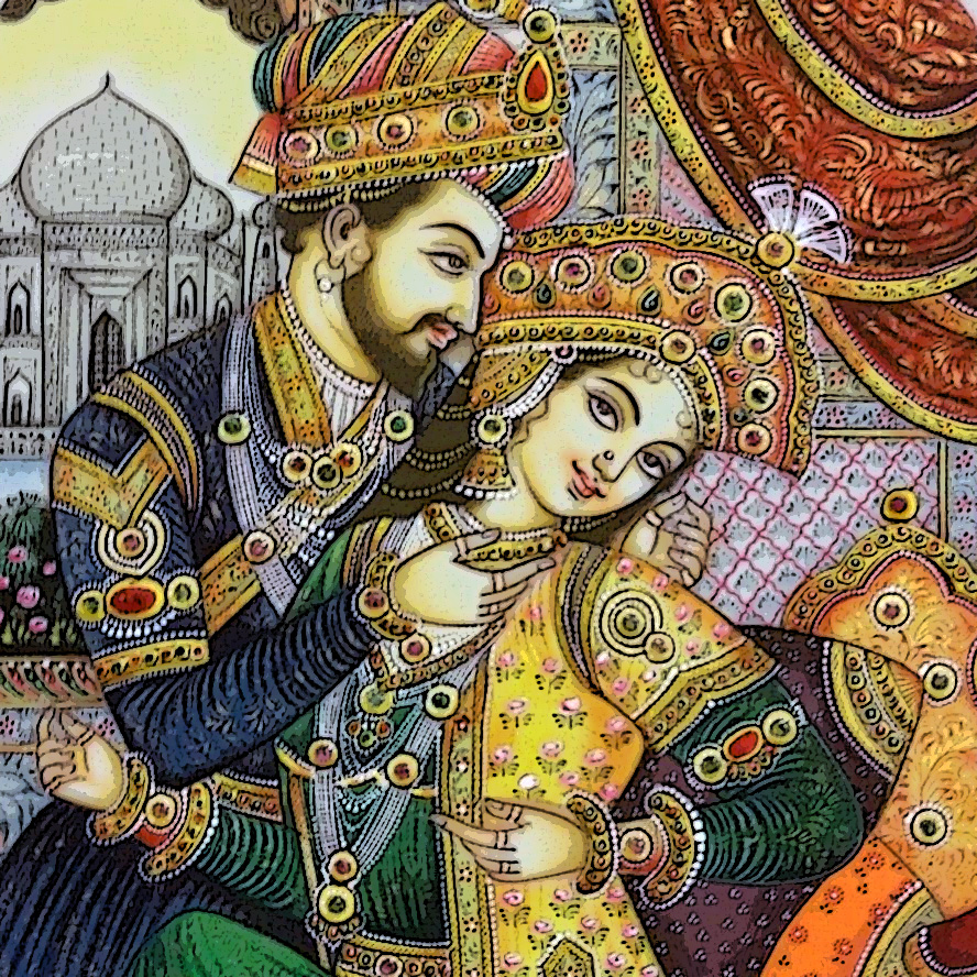 Shah Jahan and Mumtaz Mahal Perfume Oil - Possets Perfume
