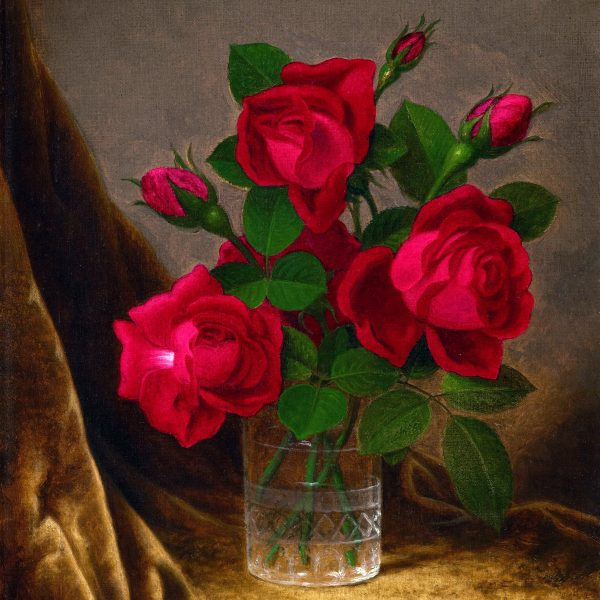 Robert Burns-My Love Is Like A Red Red Rose Perfume Oil