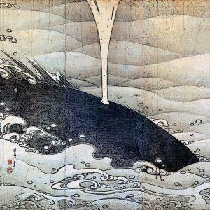 A Haiku-Whale Perfume Oil