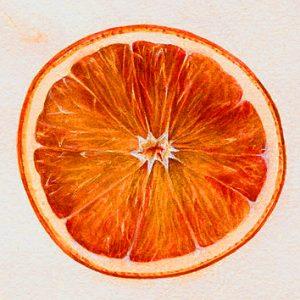 Blood Orange Perfume Oil