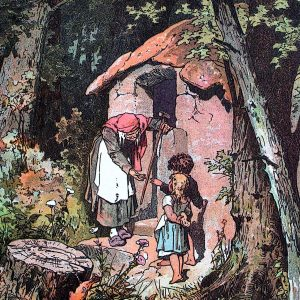 The Lullaby from Hansel and Gretel (Humperdink) Perfume Oil
