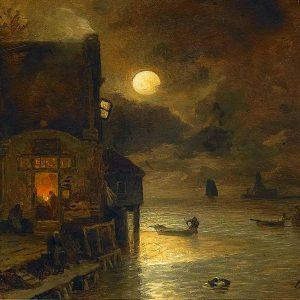 Moonlight Sonata (Beethoven) Perfume Oil