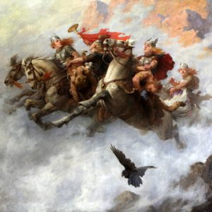 Ride of the Valkyries (Wagner) Perfume Oil