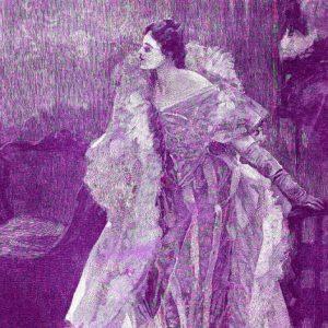 Lavender Girl-Dry Perfume Oil