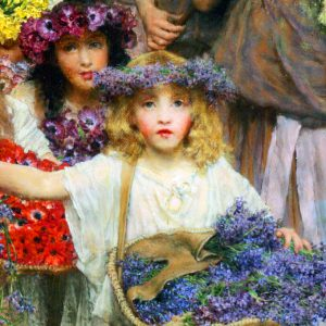 Girl With The Floral Crown-Floral Perfume Oil