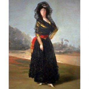 The Duchess of Alba (Goya) Perfume Oil