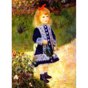 Girl With A Watering Can (Renoir) Perfume Oil