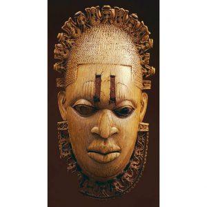 Pendant Mask, Iyoba, Nigeria Perfume Oil