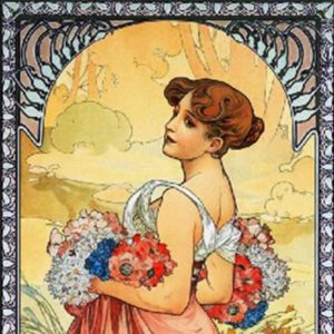Summer (Mucha) Perfume Oil