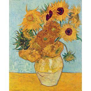 Sunflowers (Van Gogh) Perfume Oil