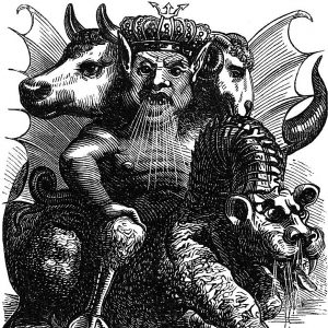 Asmodeous (the demon who kills bridegrooms) Perfume Oil