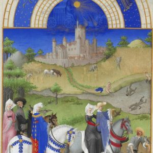 Tres Riches Heures (The Limbourg Brothers) Perfume Oil