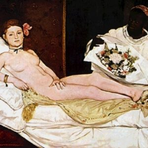 Olympia (Manet) Perfume Oil