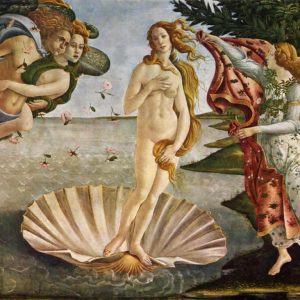 Birth of Venus (Botticelli) Perfume Oil