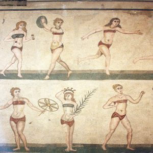 Bikini Girls of Sicily (Ancient mosaic) Perfume Oil