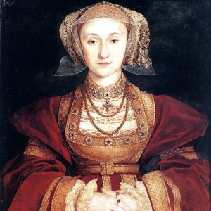 Henry VIII and Anne of Cleves Perfume Oil