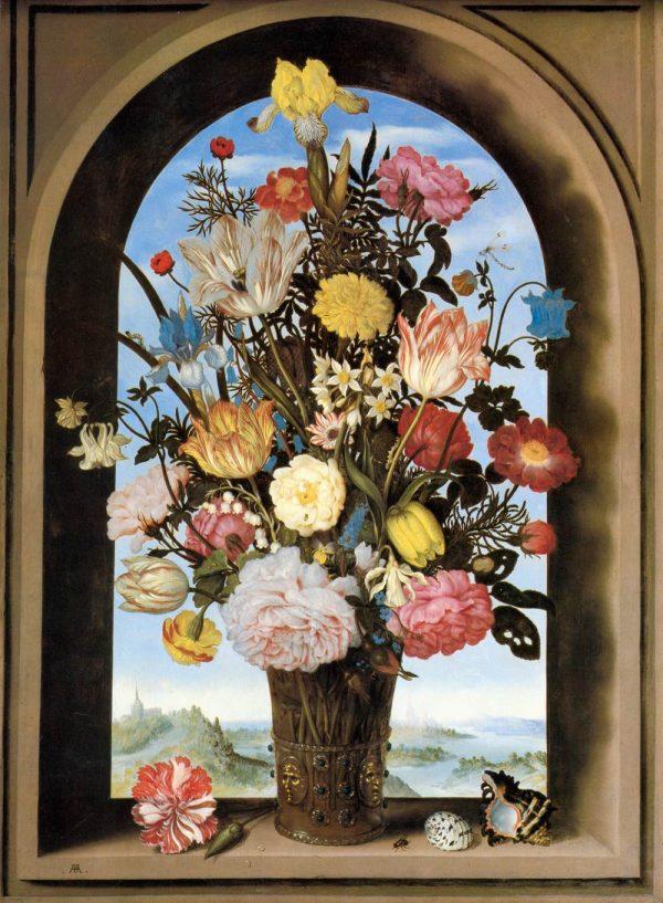 Hortus (Bosschaert the Elder) Perfume Oil