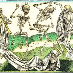 The Skeletons' Ball (Unknown) Perfume Oil