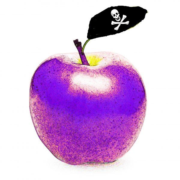 Death Apple Perfume Oil