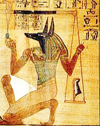 The Feather of Maat Perfume Oil