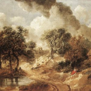 Landscape in Suffolk (Gainsborough) Perfume Oil