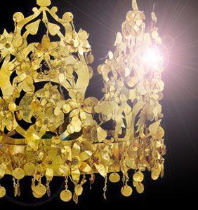 The Golden Diadem Perfume Oil