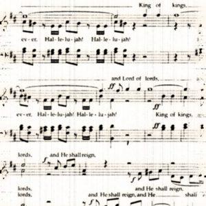 Hallelujah! (Handel) Perfume Oil