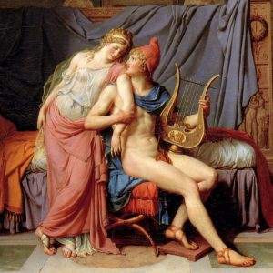 Helen and Paris Perfume Oil